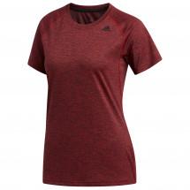 adidas - Women's Tech Prime 3-Streifen Tee - Sport shirt