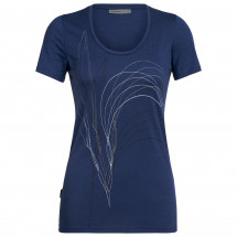 Icebreaker - Women's Tech Lite S/S Scoop Leaf - T-shirt