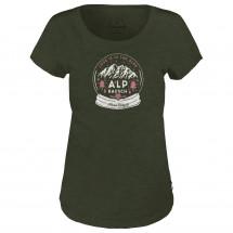 Alprausch - Women's Alpe-Liebi Merino Shirt - Camiseta de manga corta