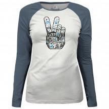 Alprausch - Women's Peace To The Alps Long Sleeve T-Shirt - Camiseta de manga larga