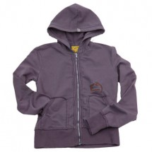 E9 - Affa Hooded Zipped Sweater