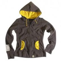 Monkee - Women's Igihozo Jacket - Zip Hoodie