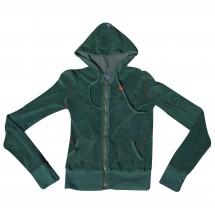 E9 - Women's Iris - Full-zip hoodie