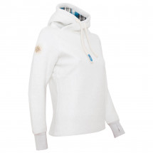 Chillaz - Women's Crossneck Hoody White