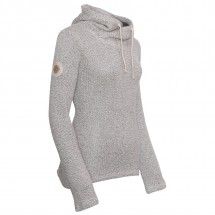 Chillaz - Women's Crossneck Hoody Grey