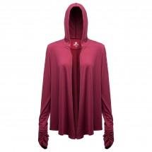 Sherpa - Women's Valli Drape Front Cardigan - Yoga hoodie