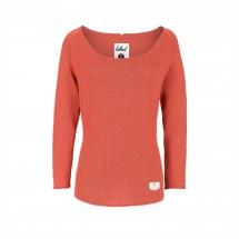 Bleed - Women's Knitted Linen Jumper - Pullover