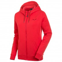 Salewa - Women's Solidlogo 2 Cotton Full-Zip Hoody - Pull-ov