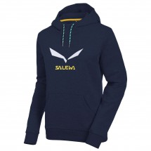 Salewa - Women's Solidlogo 2 Cotton Hoody - Pull-over à capu
