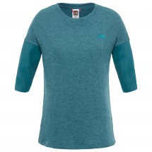 The North Face - Women's S/S Raglan 3/4 Tee - Trui