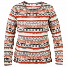 Fjällräven - Women's Övik Folk Knit Sweater - Trui