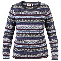 Fjällräven - Women's Övik Folk Knit Sweater - Pullover