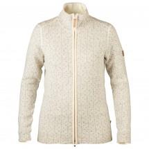 Fjällräven - Women's Övik Frost Cardigan - Pulloverit
