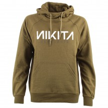 NIKITA - Women's Reykjavik Hoodie - Heather - Pull-over à ca
