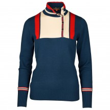 Amundsen - Woman's Høyfjell Polo Neck - Pull-over