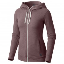 Mountain Hardwear - Women's Burned Out Full Zip Hoody