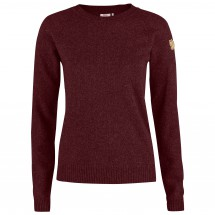 Fjällräven - Women's Övik Re-Wool Sweater - Pullover
