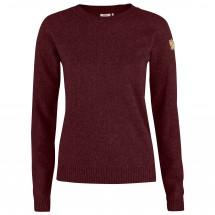 Fjällräven - Women's Övik Re-Wool Sweater - Gensere