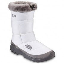 The North Face - Women's Nuptse Bootie III Fur