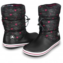 Crocs - Women's Crocband Winter Boot Hello Kitty