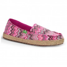 Sanuk - Women's Funky Fiona - Baskets