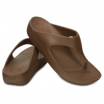 Crocs - Women's Sloane Platform Flip - Ulkoilusandaalit