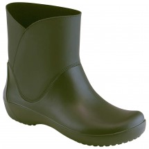 Crocs - Women's RainFloe Bootie - Rubber boots