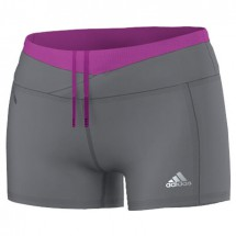 Adidas - Women's Supernova Booty Short - Running pants