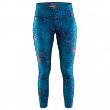 Craft - Women's Pure Print Tights - Pantalon de running