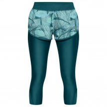 Under Armour - Women's Armour Fly Fast Print Shapri - Løpetights