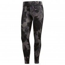 adidas - Women's Response Sound Flower 7/8 Tight - Running trousers