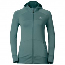 Odlo - Women's Zetta Hoody Midlayer Full Zip