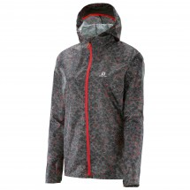 Salomon - Women's Fast Wing Graphic Hoodie - Juoksutakki