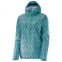 Salomon - Women's Fast Wing Graphic Hoodie - Laufjacke