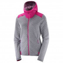 Salomon - Women's Elevate Full-Zip Mid - Laufjacke