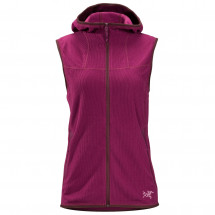 Arc'teryx - Women's Caliber Hoody Vest - Fleeceweste