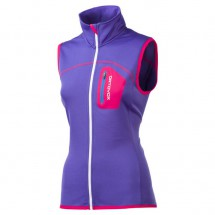 Ortovox - Women's Fleece Vest - Merinoweste