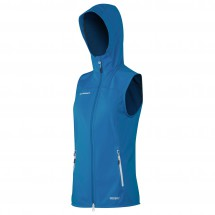 Mammut - Women's Ultimate Hooded Vest - Softshell-liivi