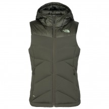 The North Face - Women's Kailash Hooded Vest - Daunenweste