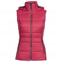 Icebreaker - Women's Stratus X Hooded Vest - Merinovest