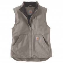 Carhartt - Women's Sherpa Lined Mock Neck Vest - Fleeceweste