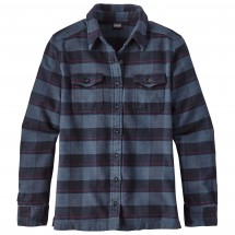 Patagonia - Women's L/S Fjord Flannel Shirt - Bluse