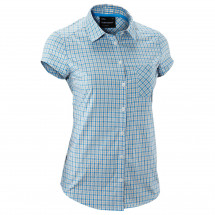 Peak Performance - Women's Rush SS Checked - Bluse