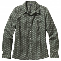 Patagonia - Women's LS Brookgreen Shirt - Blouse