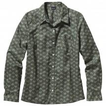 Patagonia - Women's LS Brookgreen Shirt - Bluse