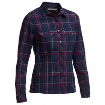 Icebreaker - Women's Laurel L/S Shirt Plaid - Paita