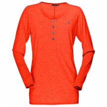 Norrøna - Women's Falketind Long Sleeve Shirt - Long-sleeve