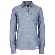 Bleed - Women's Oxford Shirt - Naisten paita