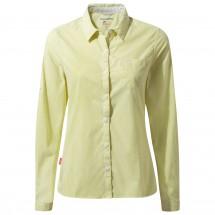 Craghoppers - Women's NosiLIfe Shona Long Sleeved Shirt - Naisten paita