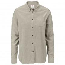 Fjällräven - Women's Övik Chambray Shirt L/S - Bluse
